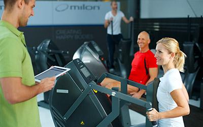 Fitnesstraining im ESSENSIO in Erkrath bei Düsseldorf