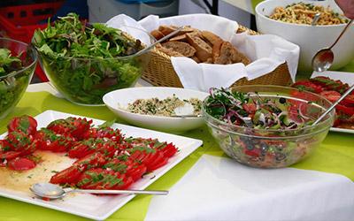 Catering im ESSENSIO in Erkrath bei Düsseldorf