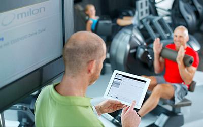 Fitnesstraining mit Trainer im ESSENSIO in Erkrath bei Düsseldorf